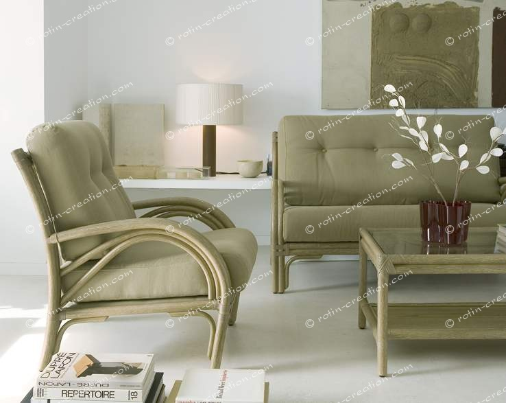 fauteuil marcilly fauteuil en rotin bas dossier. Black Bedroom Furniture Sets. Home Design Ideas