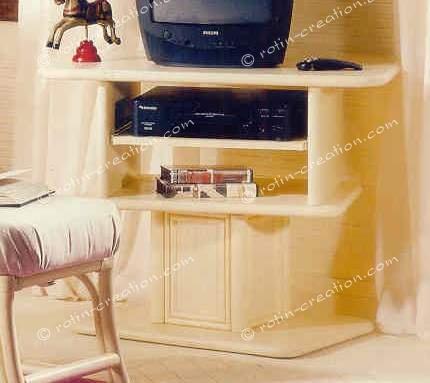 meuble tv brest pivotant meuble tv pivotant 360. Black Bedroom Furniture Sets. Home Design Ideas