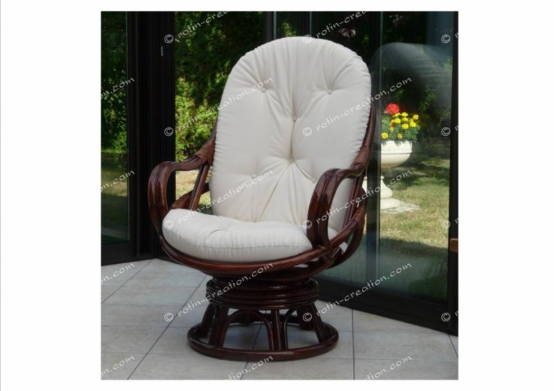 fauteuil luna pivotant fauteuil haut dossier pivotant. Black Bedroom Furniture Sets. Home Design Ideas