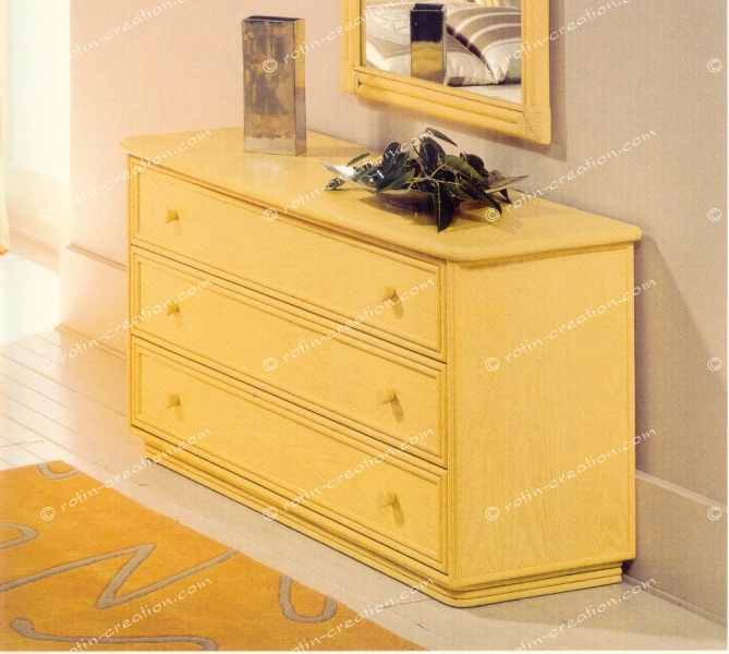 commode amneville 3 tiroirs mm commode classique. Black Bedroom Furniture Sets. Home Design Ideas